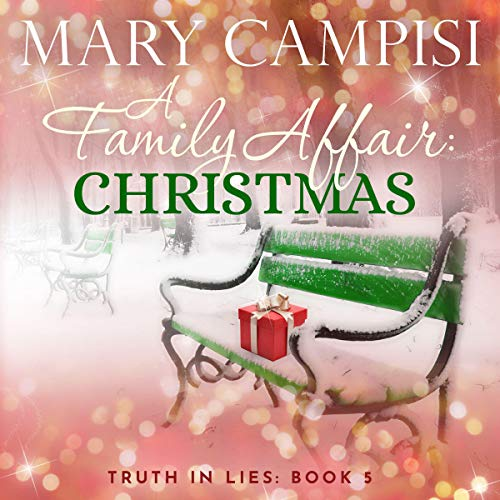 A Family Affair: Christmas audiobook cover art