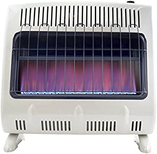 little gas heater