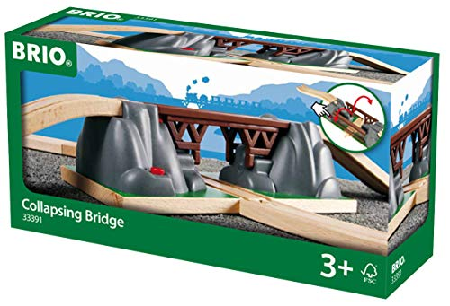 BRIO World - Collapsing Bridge