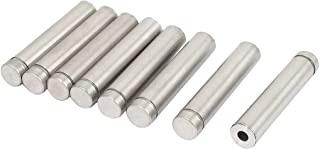 51mm Length, Female 4.5mm OD Stainless Steel Hex Standoff Pack of 5 M3-0.5 Screw Size
