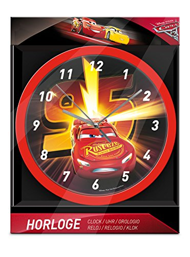 Party Factory Cars Rusty Wanduhr (25cm)