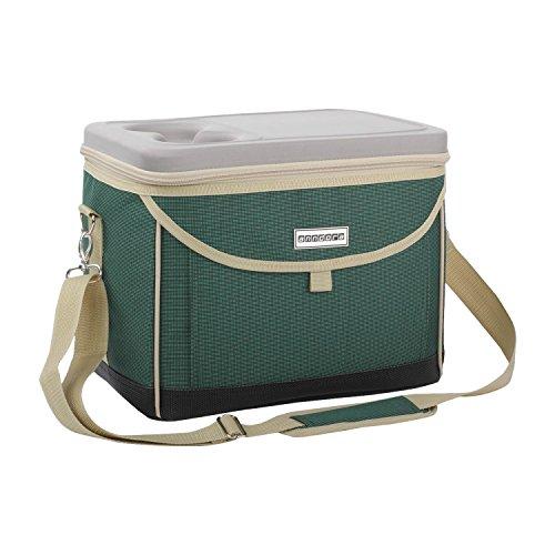 anndora Kühltasche 22 L Kühlbox 35 x 24 x 27 cm - grün
