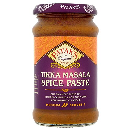 Pataks Paste Tikka Masala Spice 283 g