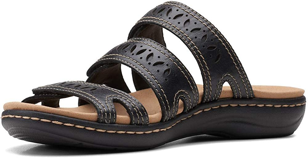 Clarks Women's Laurieann Sandal Dee Flat Free Max 68% OFF shipping New