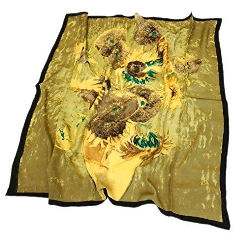 Prettystern zijden doek impressionisme schilderij Van Gogh
