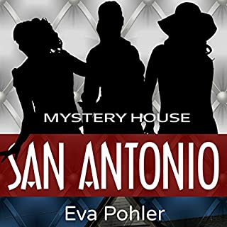 The Mystery House audiobook cover art