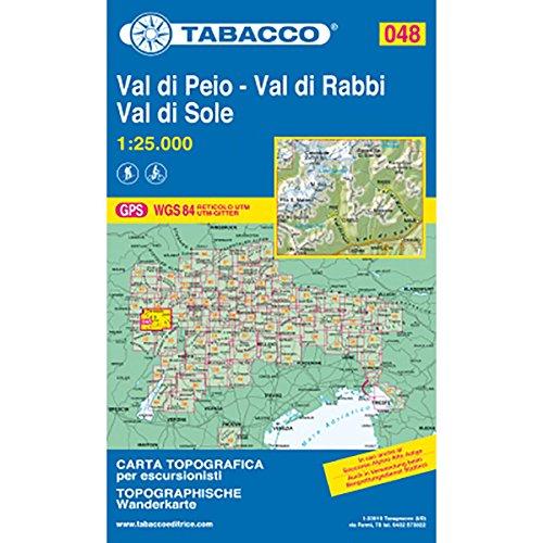 Tabacco - Val di Peio - Val di Rabbi - Val di Sole 048 Wk.