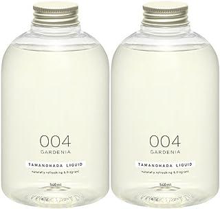 Tamanohada 玉肌 无硅油沐浴露套装 004 栀子花香540ml*2(日本品牌)