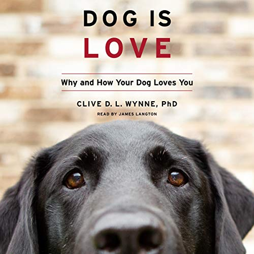 Dog Is Love audiobook cover art
