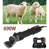 Vinteky 690 W Schermaschine, elektrische Schermaschine für Schafe