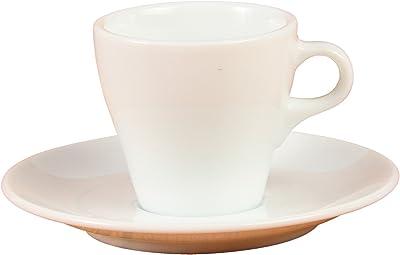光洋陶器 イラーレ 3オンス エスプレッソカップ&ソーサー 970458&700059