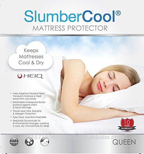 SlumberCool Mattress Protector, Queen