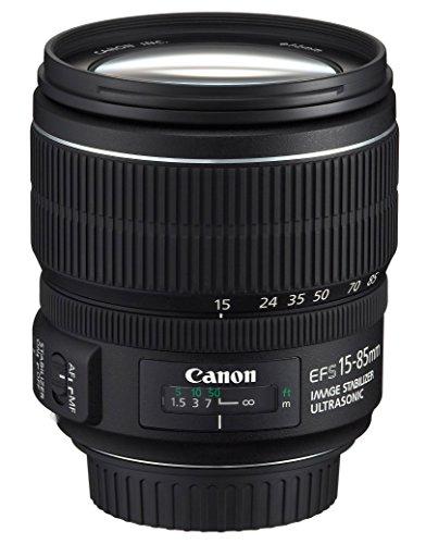 Canon EF-S 15-85 mm f/3,5-5,6 IS USM Obiettivo(Ricondizionato) )