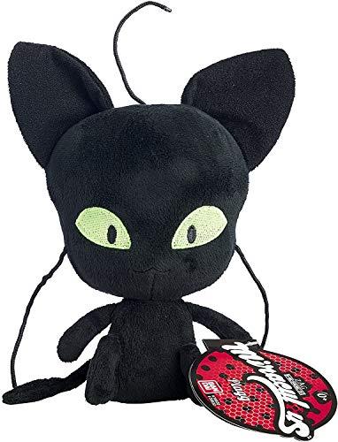 Miraculous Ladybug - Plush Toy 15 cm - Ladybug Plagg - Fashion Dolls -