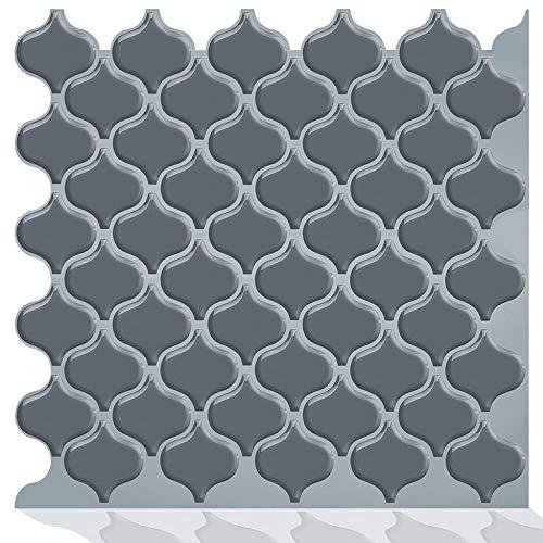 Vinilo decorativo para azulejos grueso y resistente al desgaste,Pelar y pegar azulejo...