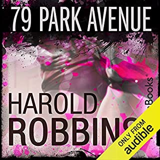 79 Park Avenue audiobook cover art