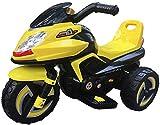FEE-ZC Enfants en sécurité avec Enfants, Moto 6 Roues, Batterie 6V pour Enfants de 1 à 6 Ans, vélo électrique à Moteur...