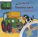 Le petit tracteur vert et son circuit géant