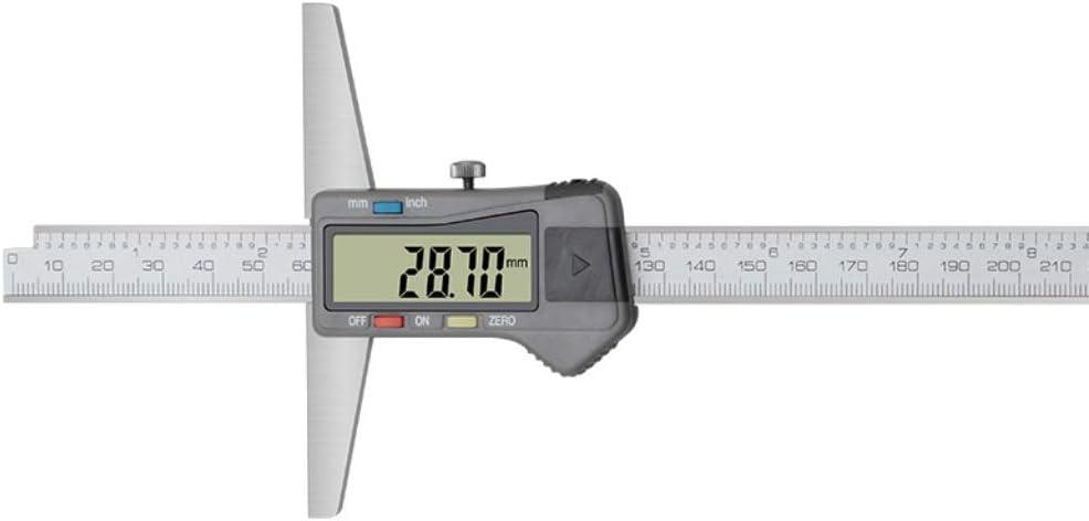 TXXM Caliper specialty shop High-Precision Max 71% OFF Electronic Depth Digital Display Gau