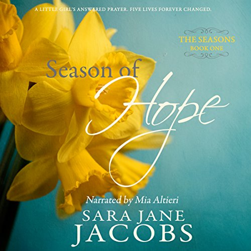 Season of Hope audiobook cover art