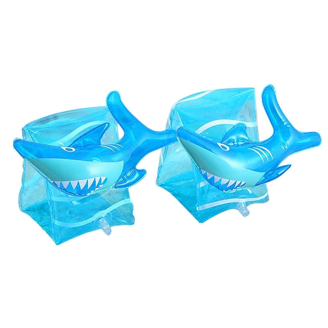 探す悲劇スリチンモイLORAER Qianer スイミングアームサークル スイムサークル 腕浮き輪 カートゥーン 子供 暑さ対策 水泳用品 おもちゃ 補助具 両腕用 2個セット 学習用 夏の定番 お風呂 水遊び プール 海水浴 3歳から