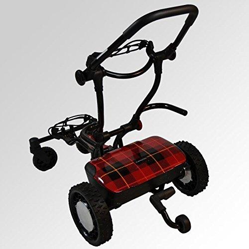 CaddyTrek R2 CaddyWraps Smart Robotic Electric Golf Caddy - Highlander