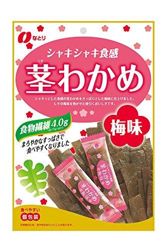 なとり なとり 茎わかめ梅味 78g×5袋
