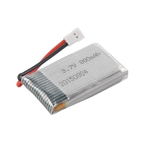 Piles batterie Covermasn 1pcs 3.7V 800mAh batterie pour Drone pour x5c x5sw x5 L15 RC Quadcopter
