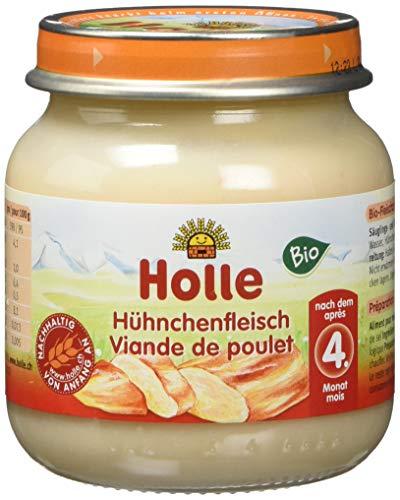 Demeter Bio Holle Hühnchenfleisch, 125g