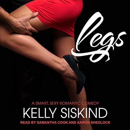 Legs audiobook cover art