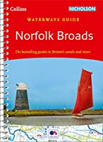 Norfolk Broads: Waterways Guide (Collins Nicholson Waterways Guides)