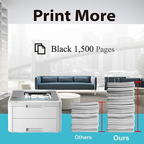 (5 Pcs Value Pack) TG Imaging Compatible MLTD101S MLT-D101S Toner Cartridge 101s Used for Samsung Xpress SCX-3400 SCX3405W SF-760P ML-2160 ML-2165 Printer Photo #2