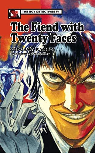 The Fiend with Twenty Faces (English Edition) eBook: Edogawa ...