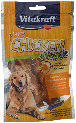 Vitakraft - Cibo per Cani con Pollo e additivi