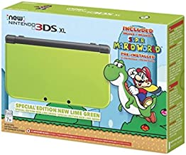 Nintendo New 3DS XL - Lime Green Special Edition [with AC Adapter]