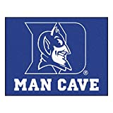 Fanmats 14541Duke University nailon Universal Man Cave All-Star alfombra