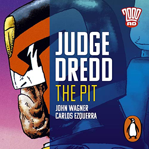 Judge Dredd: The Pit cover art