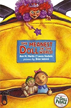 Paperback The Meanest Doll in the World (Doll People, Book 2) Book
