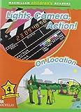 MCHR 4 Lights, camera, action New Ed (MAC Children Readers)