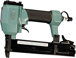 Dongya V- Nailer Series V1015 30 gauge 3/8-inch Crown 1/4'' to 5/8'' Pneumatic Picture Frame Joiner or Picture Frame Nailer with Case