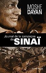 Journal de campagne du Sinaï de Moshe Dayan