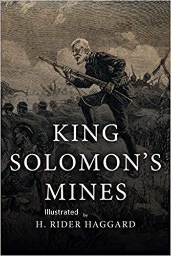 King Solomon's Mines Illustrated (English Edition)