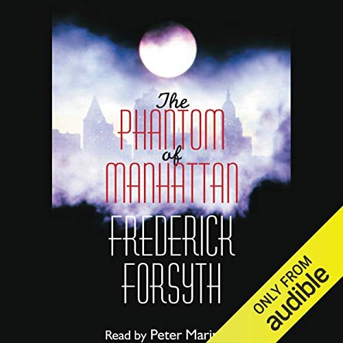 The Phantom of Manhattan cover art