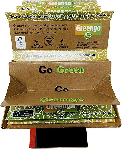 Greengo Products (The Ultimate 3 in 1 Greengo Pack)