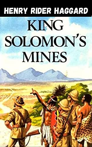 King Solomons Mines: Illustrated (English Edition)