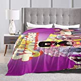 KAGOU Steven Universe Ultra-Soft Micro Fleece Blanket Couch 50' X40