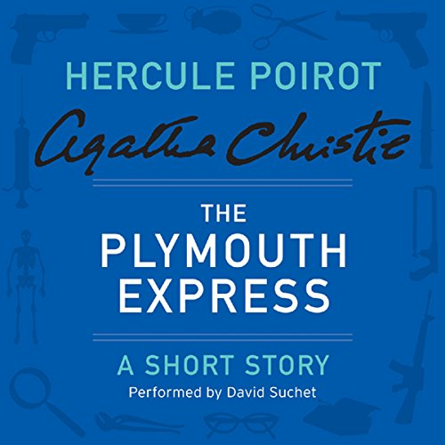 Couverture de The Plymouth Express