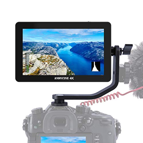 ANDYCINE A6 Plus 5,5 Zoll Touch IPS 1920 x 1080 4K HDMI Kamera Monitor 3D Lut Kamera Video Field Monitor