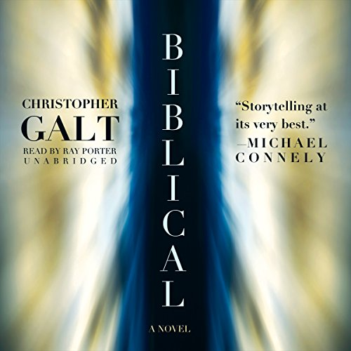 Biblical: A Novel audiobook cover art