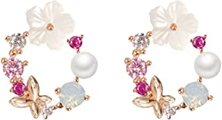 Guangcailun Ear Lega Earing Coppia dolce Bowknot Ragazze Anello donne Earing coppia di nozze Datting gioielli forniture